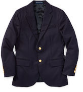 Ralph Lauren 8-20 Wool Brass-Button Sport Coat