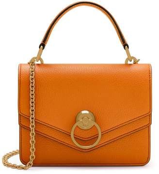 Mulberry Small Harlow Satchel Autumn Gold Small Classic Grain