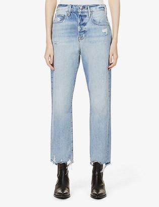 Frame Le Original straight high-rise jeans