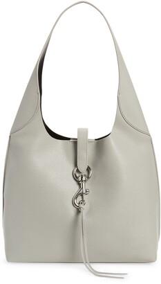 Rebecca Minkoff Megan Leather Hobo Bag