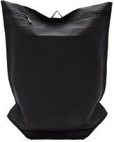 Issey Miyake Black Galette Backpack