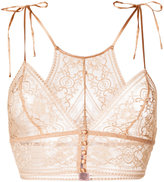 Stella McCartney Ophelia Whistling lace soft cup bra