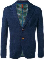 Missoni - two button blazer - men - Cotton/Linen/Flax - 46