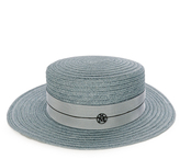 Maison Michel Kiki hemp-straw hat