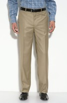 Linea Naturale Men's 'Travel Genius - Hawk' Flat Front Pants
