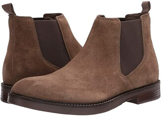 Clarks Paulson Up (Mahogany Leather) Men's Shoes