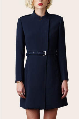 Greylin Belted Woven Jacket