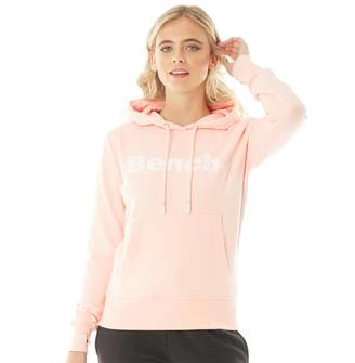 Bench Womens Geneva Hoodie Pink