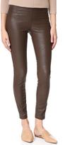 Blank Vegan Leather Pants