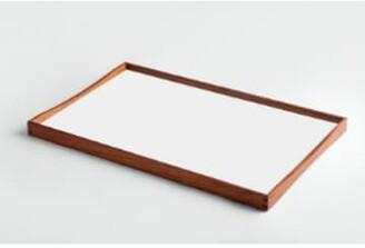 Architectmade - T2 Teak Wood And Laminate Finn Juhl Tray - 48 x 30
