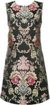 Nicole Miller baroque jacquard dress