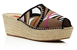Respoke Women's Wedge Heel Espadrille Sandals
