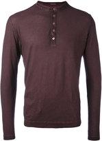 Massimo Alba buttoned sweatshirt - men - Cotton - L