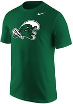 Nike Men's Green Tulane Green Wave Big Logo T-Shirt