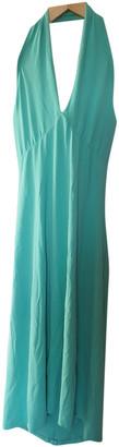 La Perla Turquoise Synthetic Dresses