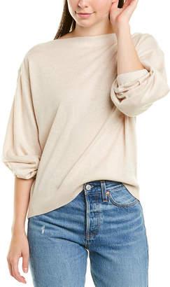 Brochu Walker Silk & Cashmere-Blend Pullover