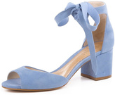 Schutz Light Blue Heels