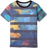 True Religion Cloud Nine Tee Shirt (Toddler/Kid) - Black - 4