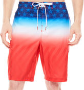 Speedo Flag Swim Trunks