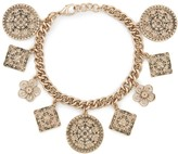 Sole Society Coin Charm Bracelet