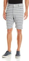 Howe Men's Flipside Wide Stripe Short