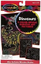 Melissa & Doug Color-Reveal Pictures - Dinosaurs