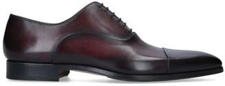 Magnanni Toe Cap Oxford Shoes