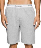 Calvin Klein Modern Cotton Knit Sleep Shorts - Men's