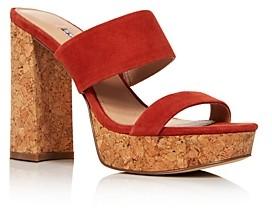 Charles David Women's Jinx High-Heel Platform Sandals