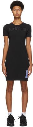 McQ Black Earths T-Shirt Dress