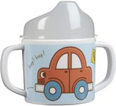 SugarBooger by O.R.E. Sippy Cup - Vroom - 6 oz