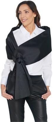 Susan Graver Charmeuse Pull-Through Wrap