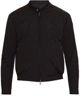 Moncler Vence Layered Collar Nylon Jacket