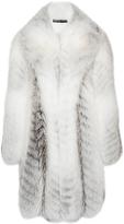 Elie Saab Fox Fur Coat