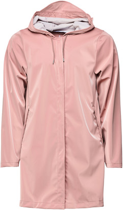 Rains A-Line Jacket 1834 Blush - XS/S