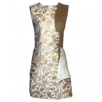 Stella McCartney Gold Cotton Dresses