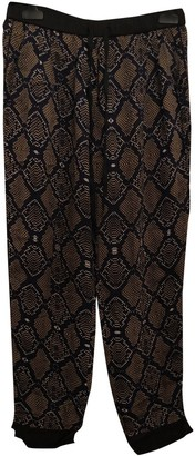 Laurence Dolige Multicolour Trousers for Women
