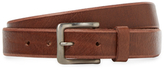 Will Leather Goods Skinny Skiver Belt