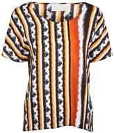 Peter Pilotto Silk t-shirt