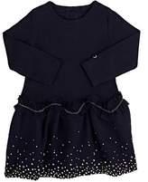 Lili Gaufrette Lysandra Star-Print Dress