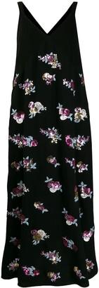 Mulberry Kelsey embellished maxi dress