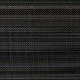 Chilewich Multi Stripe Self-Bound Rug - Granite - 59x92cm