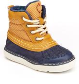Step & Stride Brown Aragon Duck Boot - Kids