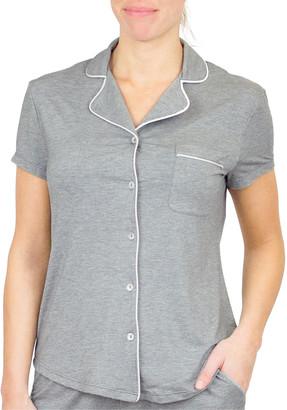 Lusomé Donna Cap-Sleeve Pajama Top
