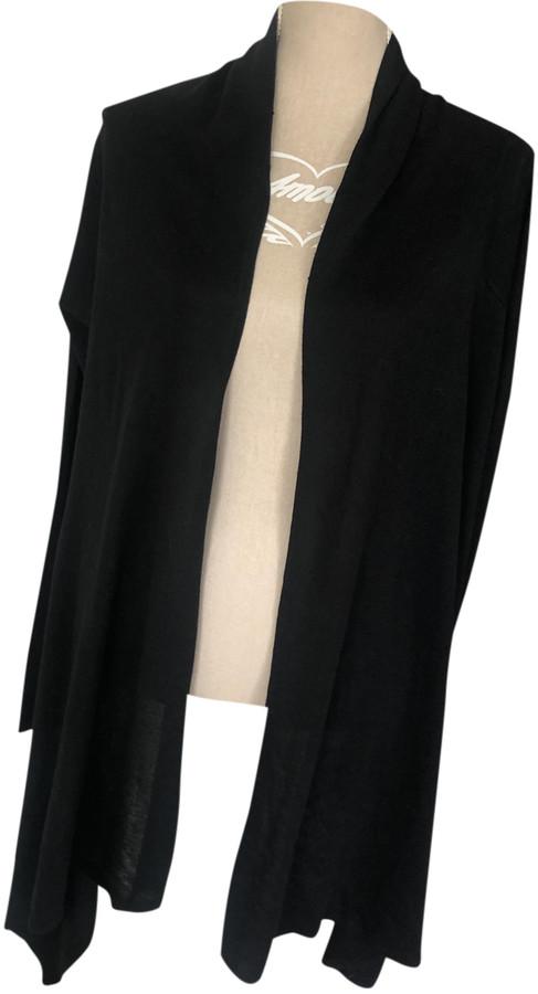 BCBGMAXAZRIA Black Cashmere Knitwear