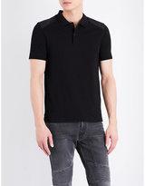 Belstaff Hitchin Cotton-jersey Polo Shirt