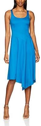 LK Bennett Women's Livi Dress, (Andaman Blue)