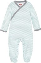 Skip Hop Petite Triangles Footie (Baby) - Blue-3-6 Months
