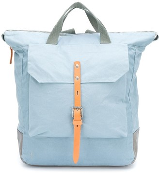 Ally Capellino Frances buckle strap backpack