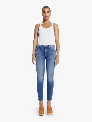 Mother The High Waisted Looker - Satisfaction, Guaranteed